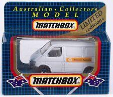 Matchbox MB 60 Ford Transit Telecom Australia China Casting 1988 MIB