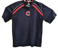 MLB Genuine Merchandise Chicago Cubs L Men's Blue Short Sleeve T-Shirt