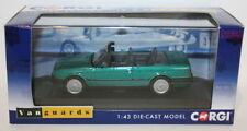 Voitures, camions et fourgons miniatures verte en plastique Corgi