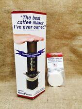 Aerobie Aeropress Caffè Macinato Brewer con extra 350 carta da filtro (totale 700)