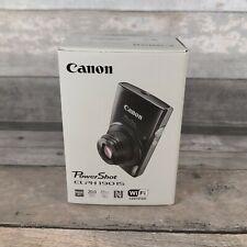 New Canon PowerShot ELPH 190 IS / IXUS 180 20.0 MP Digital Camera - Blue NIB
