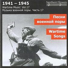 St.Petersburg State - Wartime Music 17 - Wartime Songs By [New CD]
