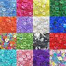 Mix Acrylic & Resin Buttons For Cardmaking Embellishments 100g Bags of Buttons