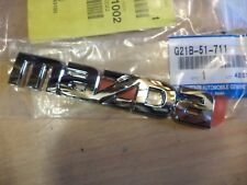 n°ma495 insigne coffre mazda 6 break g21b51711 neuf