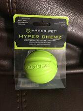 Hyper Pet Chewz Ball Dog Toy