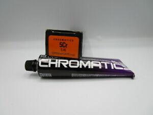 Redken Chromatics Prismatic Hair Color 5Cr (5.46) Copper Red ODS2+ 2 Oz