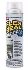 1 Jumbo Can Flex Seal CLEAR - 14oz Liquid Spray Rubber Sealant ASOTV