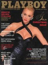 US PLAYBOY 1987/12 [December 87] Brigitte Nielsen*India Allen*Jessica Hahn* Z1-2