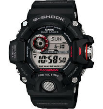Casio Men's G-Shock RANGEMAN GW9400-1 Digital Plastic Quartz Watch