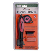 Frogger Brushpro Brush Pro Retractable Lanyard Golf Club Brush Authentic PINK