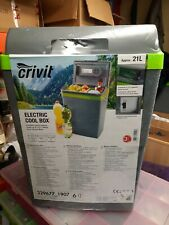 Crivit Electric Coolbox 21L