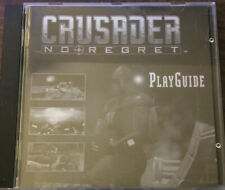 Crusader No Regret (PC, 1996) Classic PC CD-ROM