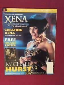 Xena Warrior Princess Official Magazine Featuring Hercules  #9 A