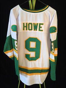 Gordie Howe New England Whalers Jersey (XXXL)