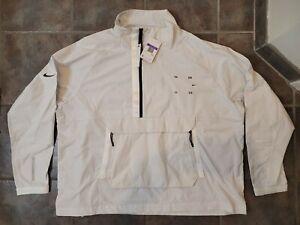 Nike Sportswear Tech Pack Woven Jacket Grey CK0710-094 Mens Sz 3XL XXXL $180 NEW