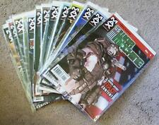 Max Comics Set of 12 U.S. War Machine Comic Books ~ #1- #12 ~2001-2002 ~ Bagged