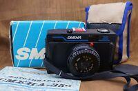 LOMO Smena-35 in BOX with instruction manual. Soviet-russian film camera.