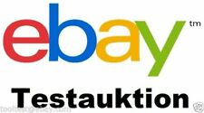 eBay testauction Do not buy! EU SX TS 08-28-2020