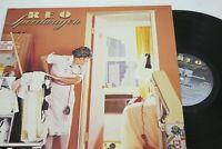 REO SPEEDWAGON GOOD TROUBLE Vinyl JAPAN EPIC/SONY 25 3P-367 LP 2216