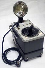 GENERAL RADIO 1538-A GENRAD 1538A STROBOTAC ELECTRONIC STROBOSCOPE/ STROBE LIGHT