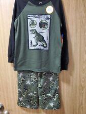 Wonder Nation~Boys Dinosaur Pajamas~ Sz 6/7