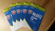 McAfee Virus Defense SMB Edition - 10 Pack