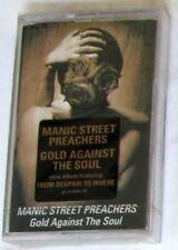 MANIC STREET PREACHERS - Gold Against The Soul - Cassette Tape MC K7 - Sealed