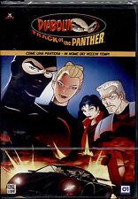 DIABOLIK Track of the  Panther vol. 3 - DVD NUOVO E SIGILLATO, ITALIANO, NO IMP