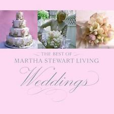 The Best of Martha Stewart Living Weddings (Best of Martha Stewart Living), Mart