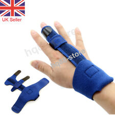 Finger Extension Splint Trigger Support Brace Joint Protection Pain Fixing UK