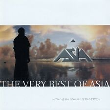 ASIA - THE VERY BEST OF ASIA: HEAT OF THE MOMENT (1982-1990) / CD - TOP-ZUSTAND