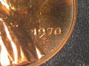 SD 1970-s RARE Small Date US Proof Set.  #7