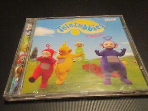 """CD BOF """"TELETUBBIES - L'ALBUM"""""""