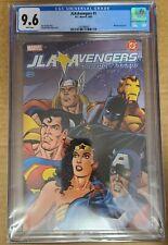 JLA/Avengers #1 CGC 9.6