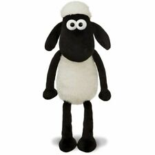 Shaun The Sheep 61173 8-inch Plush Cuddly Toy Black and White 8in Suitable FO
