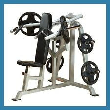 BODY SOLID USA Leverage Olympic Shoulder Press