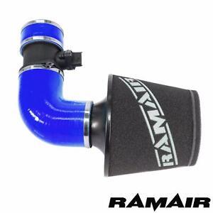 Ramair Ford Focus ST225 mk2 Black Induction Air Filter Intake Kit