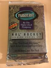 1994-95 Parkhurst by Upper Deck  NHL Hockey  Series 1 Player Cards.
