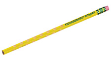 Ticonderoga Groove Pencils Yellow #2 10 ct Lot of 6 Packs 60 Pencils New