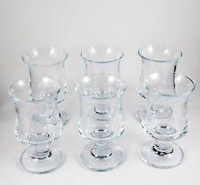 Design 6x Holmegaard Per Lütken Skibisglas 60 70er glass mid century vintage