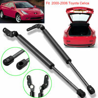 For Toyota Celica 2000-2006 Auto Rear Tailgates Gas Struts Trunk Lift Support X2