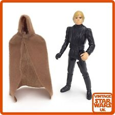 VINTAGE Star Wars ORIGINALE Action Figure Lili Ledy Luke Cavaliere Jedi Red Cape