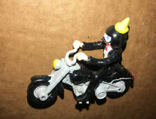 Jack in the Box Kids Meal Toy - Jacks Vehicles - Motorcycle 1998
