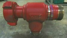 Weco Union Tee Assy/ Fxmx2 1502 Intregal Fitting 3L11593