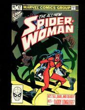 Spider-Women #47 with Daddy Longlegs Fine / Very Fine Tear Back Corner