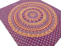 Tagesdecke Elefanten Indien Mandala Doppelbett Decke Wandbehang Bettüberwurf