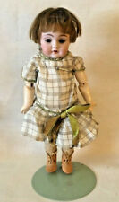Antique Doll Kestner 143 Character German Bisque Head Jointed Open Mouth 11""