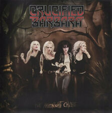 "CRUCIFIED BARBARA "" THE MIDNIGHT CHASE "" 2012  CD !"