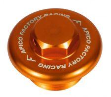 APICO OIL FILL PLUG ORANGE KTM SX50 09-16 SX65 09-16 SX85 02-16 SX125 02-16