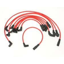 Pertronix Spark Plug Wire Set 808421; Flame Thrower MAGx2 8mm Red for Chevy LT1